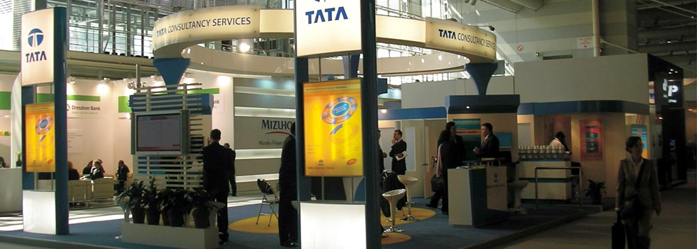 Exhibition Stall Fabricators In Ahmedabad : Exhibition stalls stall interior fabricator